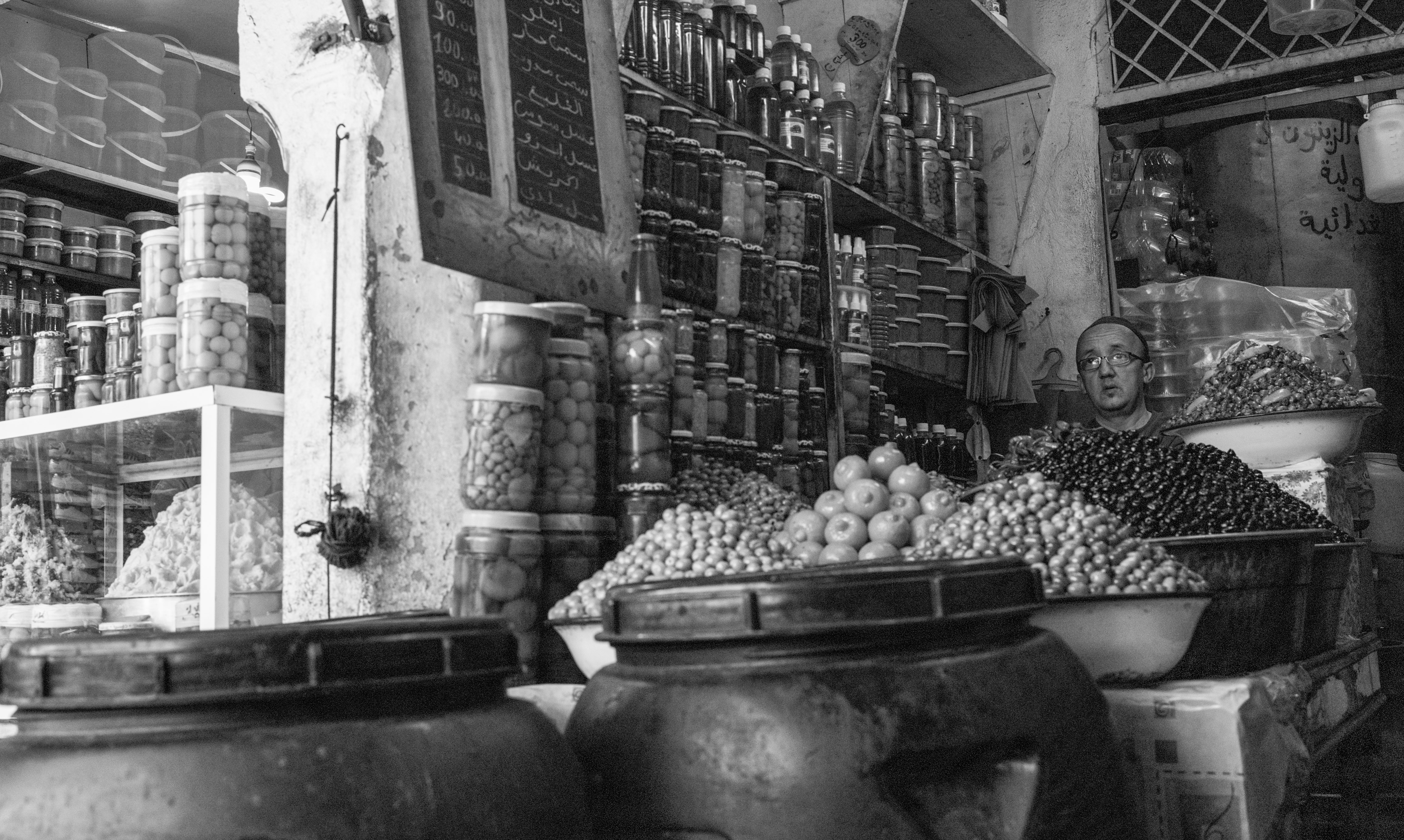 For sale at Marrakech-Medina (Marrakesh, Morocco) with Leica M Monochrom (Leica Summilux-M 35mm f/1.4 ASPH.) by Magnus L Andersson (photography.anderssoneklund.se) at 2017-03-28 13:04:19
